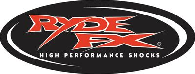 Ryde FX High Performance Shocks Logo